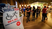 Wings for Life World Run - 2016 für Jedermann