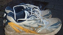 Ausgedient: Mizuno Wave Nexus 2